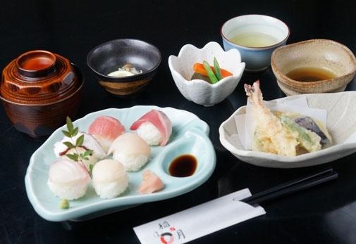 高知県で美味しいランチが食べられるお店④魚菜 稲月