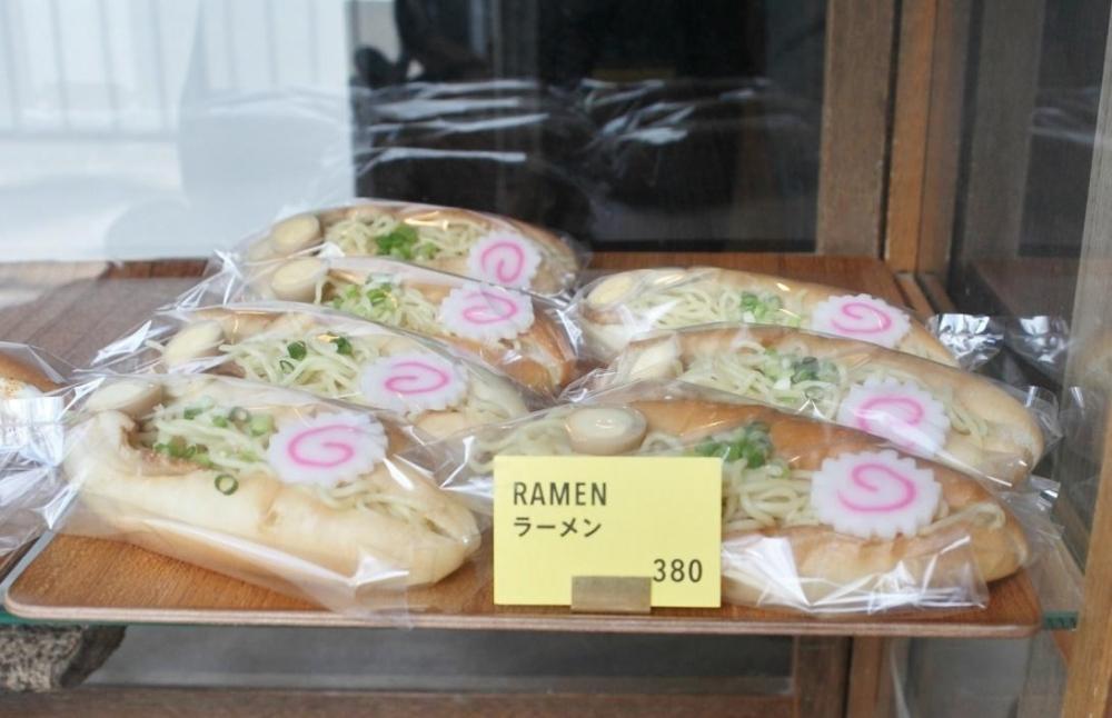 京都の進化系コッペパン 「HAPPY BUNS」のひんやり冷たい夏限定コッペパン その2