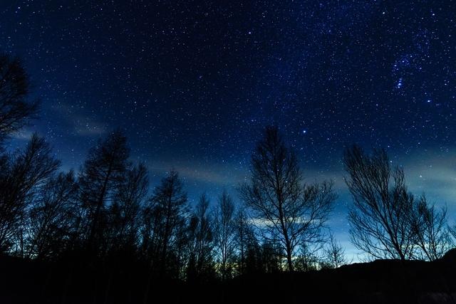 美しい星空が眺められるおすすめスポット:戦場ヶ原(栃木県)