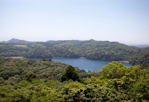「極楽温泉 匠の宿」で体験できる4つのこと:①豊かな自然に触れる