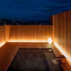 温泉と美食を堪能する和モダン空間。千葉県南房総「千倉温泉 千倉館」