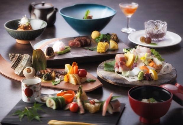 「道後夢蔵 旅庵浪六」の魅力③愛媛の厳選食材を会席料理で