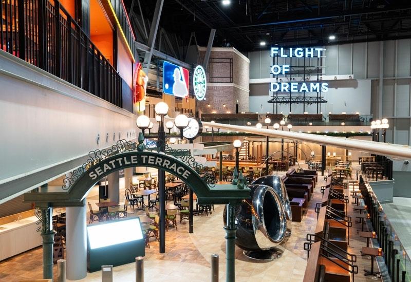 チームラボの演出も!セントレアに誕生の新施設『FLIGHT OF DREAMS』その4