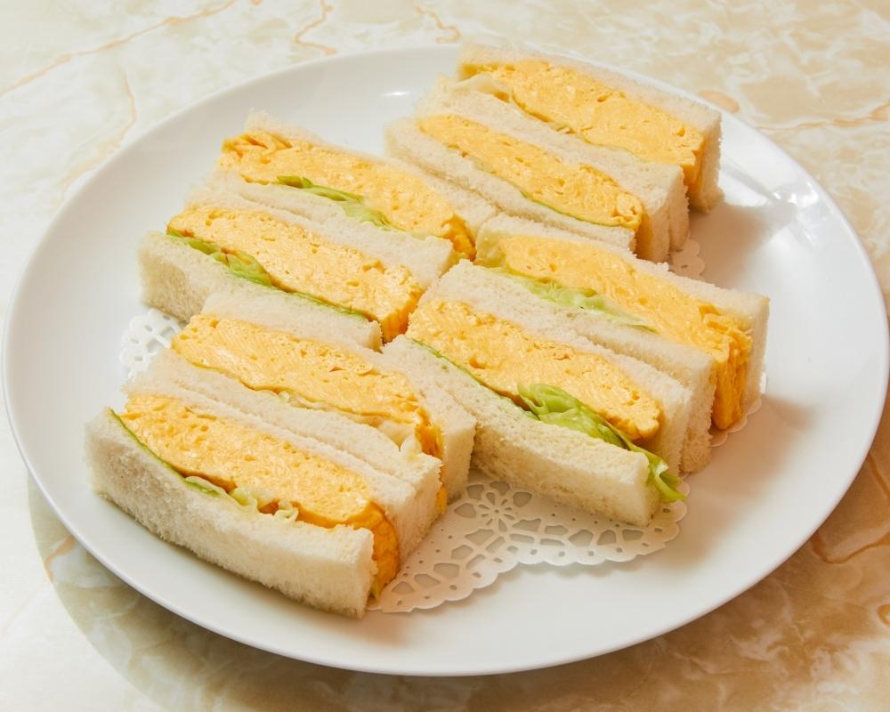 【1】ふわとろ食感がたまらない老舗喫茶店の味/はまの屋パーラー有楽町(千代田区)