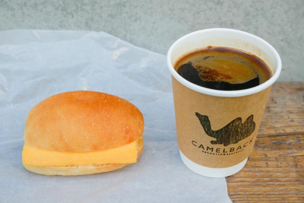 【2】元寿司職人の技がキラリ! 珠玉の出汁巻きサンド/CAMELBACK sandwich & espresso(渋谷区)