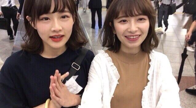 森下愛里沙、佐々木みうが名古屋2人旅!【ガールズキャラバン×旅色プラス#3】その2