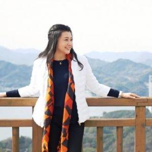 藤原紀香さんがしまなみ海道を訪問。 アクティブに愉しむ旅へ!