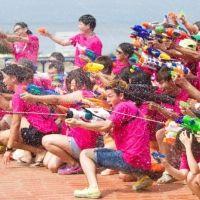 10万個の水風船が飛び交う!おとなの本気の水遊びが横浜で開催!