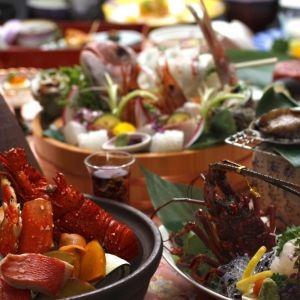 水に恵まれた土地ならではの贅沢を。静岡県で会席料理が食べられる宿4選その0