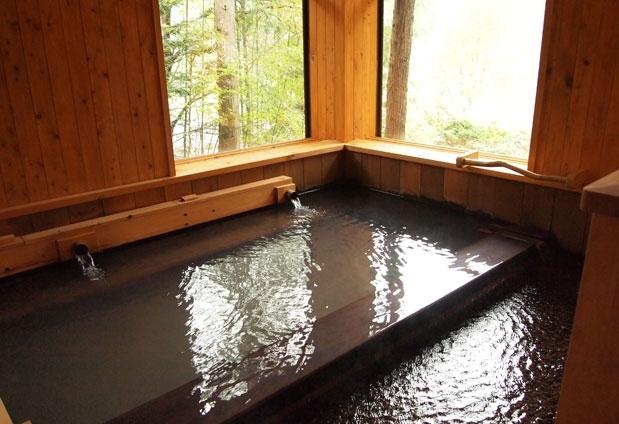 奥飛騨の暮らしを体験できる癒し宿。極上の湯に心ほぐれる旅へその4