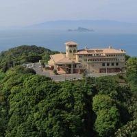 鹿児島で見つけた楽園。丘の上に佇む名ホテルで忘れられないひと時を