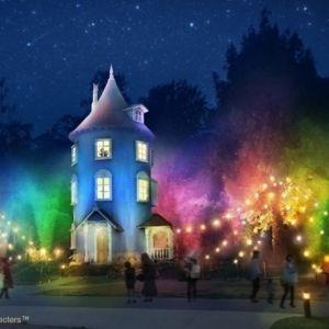 冬のムーミンバレーパークを楽しもう!限定イベント「ウインターワンダーランド」