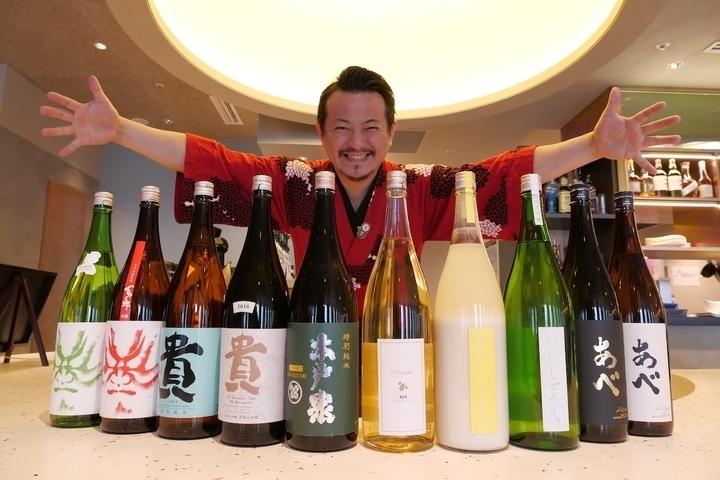 日本酒✕肉をめいっぱい楽しむ meats meets sake