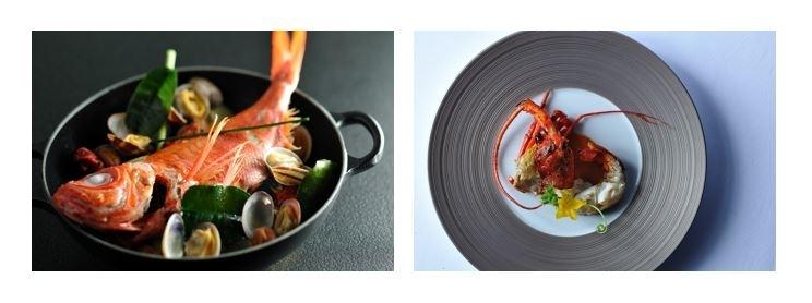 日本料理とフレンチ。双璧をなす食事のチョイスは?