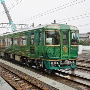 【観光列車の旅 第3回】里山の魅力と四国の食を満喫!四国まんなか千年ものがたり乗車記その0
