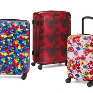 お気に入りを選んで旅にでよう! 新作スーツケース3選