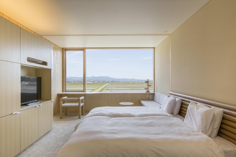 庄内地方の魅力を再発見。世界初!坂 茂氏が設計するホテルがオープンその2