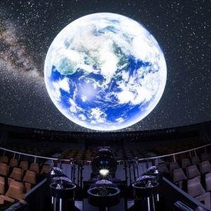 こだわり続ける生解説。「星と宇宙を楽しむプラネタリウム」って?