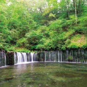 絶景を見に行こう。軽井沢「白糸の滝」で知っておきたい見どころとは