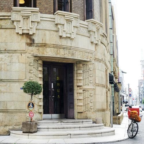 建築史家・倉方さんとひも解く大阪。豊かな装飾が待つ船場へ