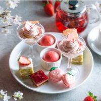 【東京】いちごに桜に…もう選べない! 各ショップの春限定スイーツ3選