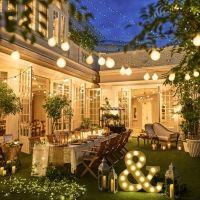 ガーデン付きの会場が期間限定で開放!「ニューヨークスタイルビアホール」オープン