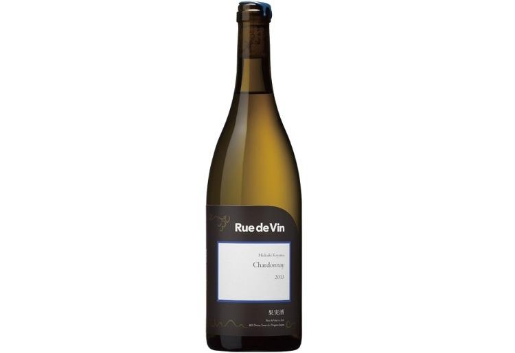 【白ワイン】王道の辛口「Chardonnay 2018」