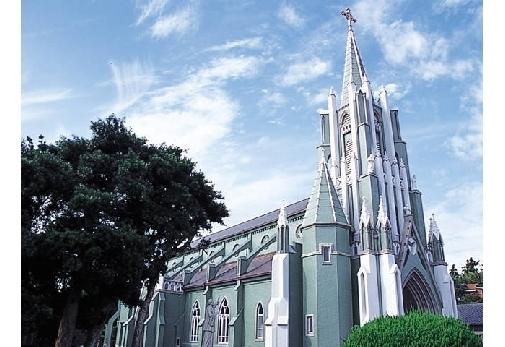 2日目:「平戸ザビエル記念教会」を観光