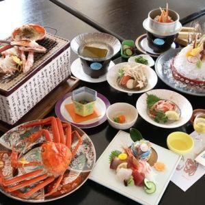 【旅行プランナー・旅色コンシェルジュ厳選】カニが食べられる宿4選