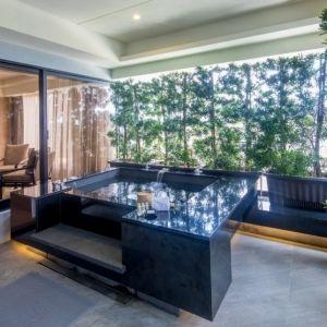 """【台湾情報】山形県観光大使のCEOが""""山形閣""""と命名した温泉リゾート。大きな内風呂で美人の湯を心ゆくまでその0"""