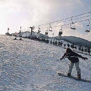 愉しいイベントが満載!広島県のゲレンデ「芸北高原大佐スキー場」
