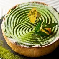 【本日オープン】チーズタルトのPABLOとお茶の老舗とのコラボが話題。チーズスイーツ×日本茶の専門店
