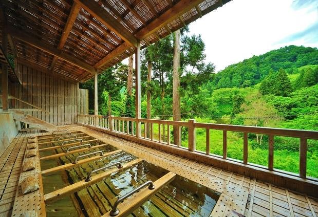 仙峡の宿 銀山荘