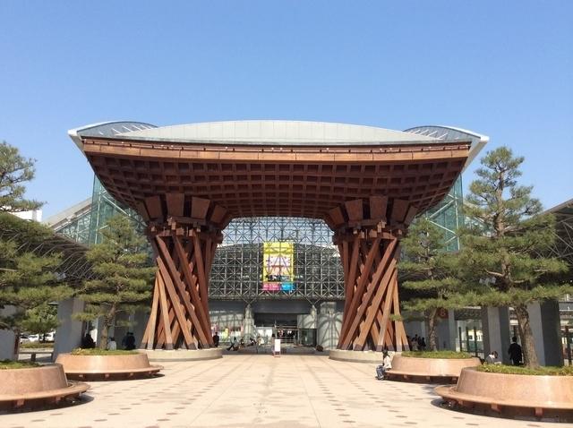 旅色コンシェルジュが提案する一泊二日の金沢旅行プラン:1日目・金沢駅到着