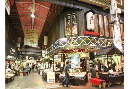 旅色コンシェルジュが提案する一泊二日の金沢旅行プラン:1日目・近江町市場を散策