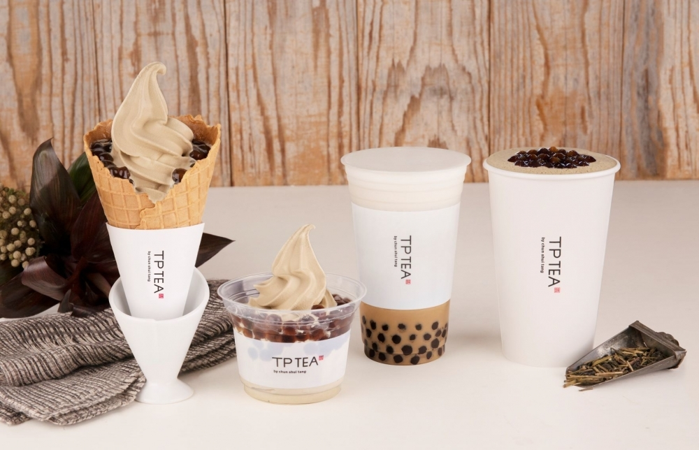 「TP TEA(ティーピーティー)」/日本限定! ほうじ茶好きも納得の新メニュー