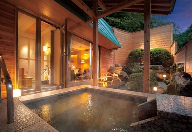 長野県「横谷温泉旅館」