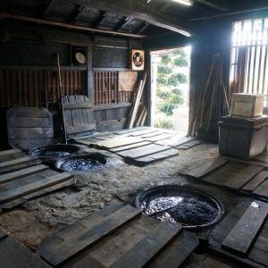 【日本ならいごとの旅 第4回】古都・奈良でオリンピックカラー「ジャパン・ブルー」を染める