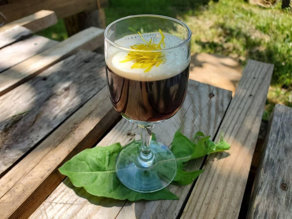 タンポポコーヒーゼリーの作り方