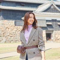 高橋メアリージュンさんが松江で1泊2日のごほうび旅! 愛用のグッズ紹介も【月刊旅色11月号】