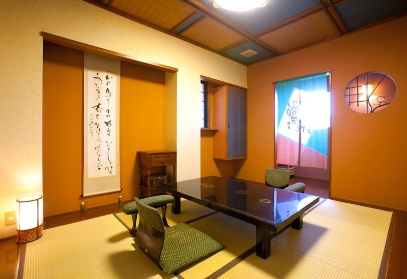 すべて雰囲気の異なる客室