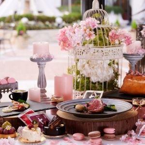 【関東】ホテルで春を味わおう。桜スイーツ&グルメ