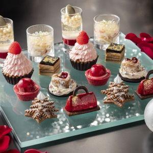 【関東】美味しい&かわいい!クリスマス仕様のアフタヌーンティー3選