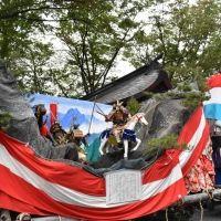 9/26・27開催! 長野安曇野・穂高神社「御船祭」で2艘の船がぶつかる迫力の瞬間を見にいこう