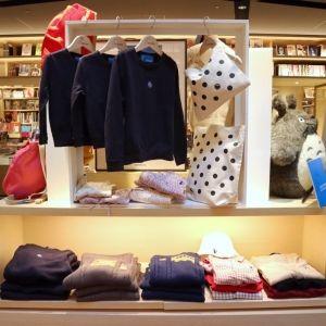 「スタジオジブリのあの服」が登場!銀座 蔦屋書店でポップアップストア開催中