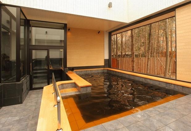 世界的に珍しい温泉