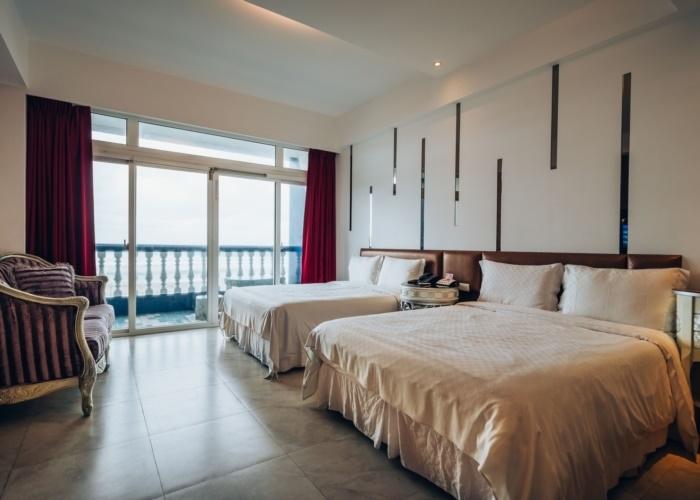【台湾情報】北海岸のビーチと希少な深海温泉。何日でも滞在したくなる魅惑のリゾートホテルその4
