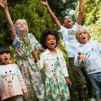 夏休みは親子でお出かけ! かわいい新作子供服をチェック