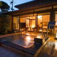 秋冬は温泉旅行でしっぽりと。和の趣感じる庭園露天風呂がある宿4選
