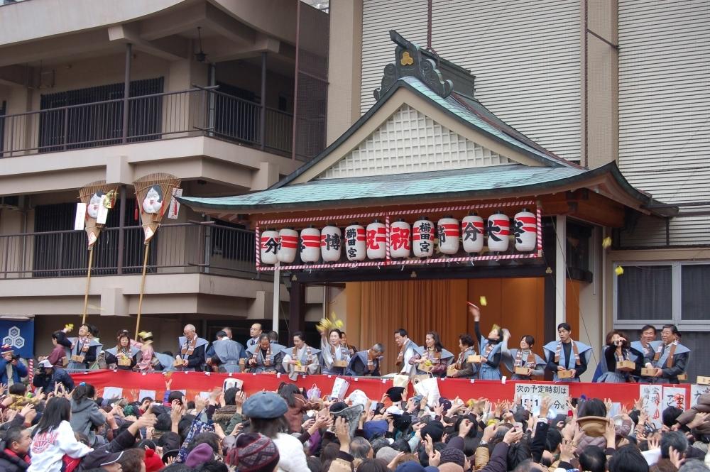 恋愛成就に効く!九州のパワースポット④櫛田(くしだ)神社
